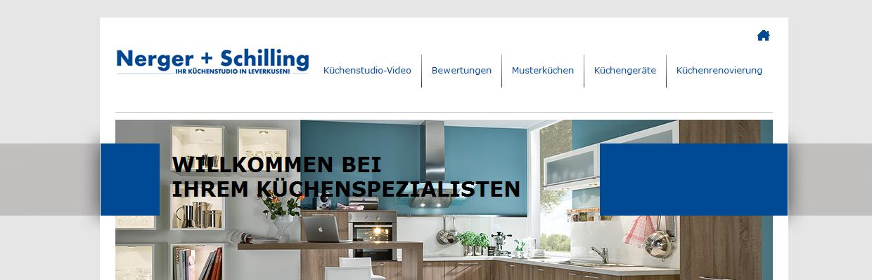 Nerger - Küchen Leverkusen maßgeschneiderte Küchen mit Rundum-Service
